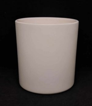 Alumina Cylindrical Crucible